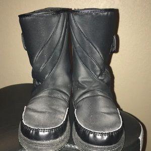 Kids snow boots size 13